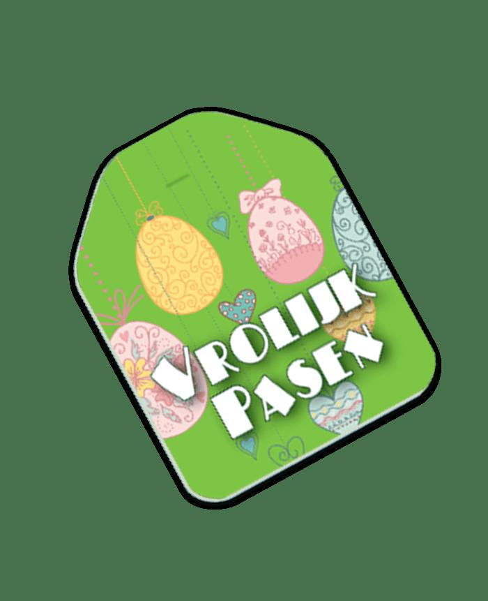 label pasen greengift doosjes