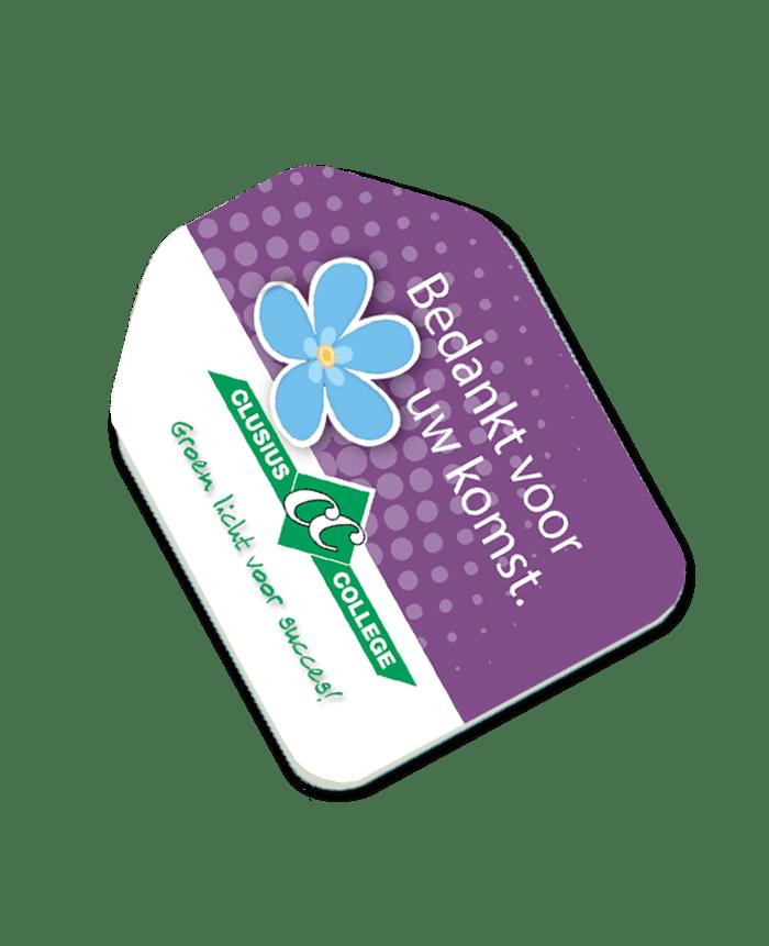 label zadenzakjes en greengifts